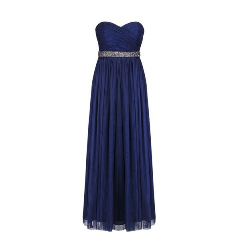 Forever New Navy Monique Tulle Maxi Dress - 8 ways