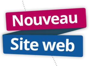 Nouveau site Internet!