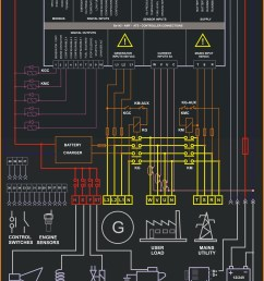 control panel circuit diagram [ 2384 x 3360 Pixel ]