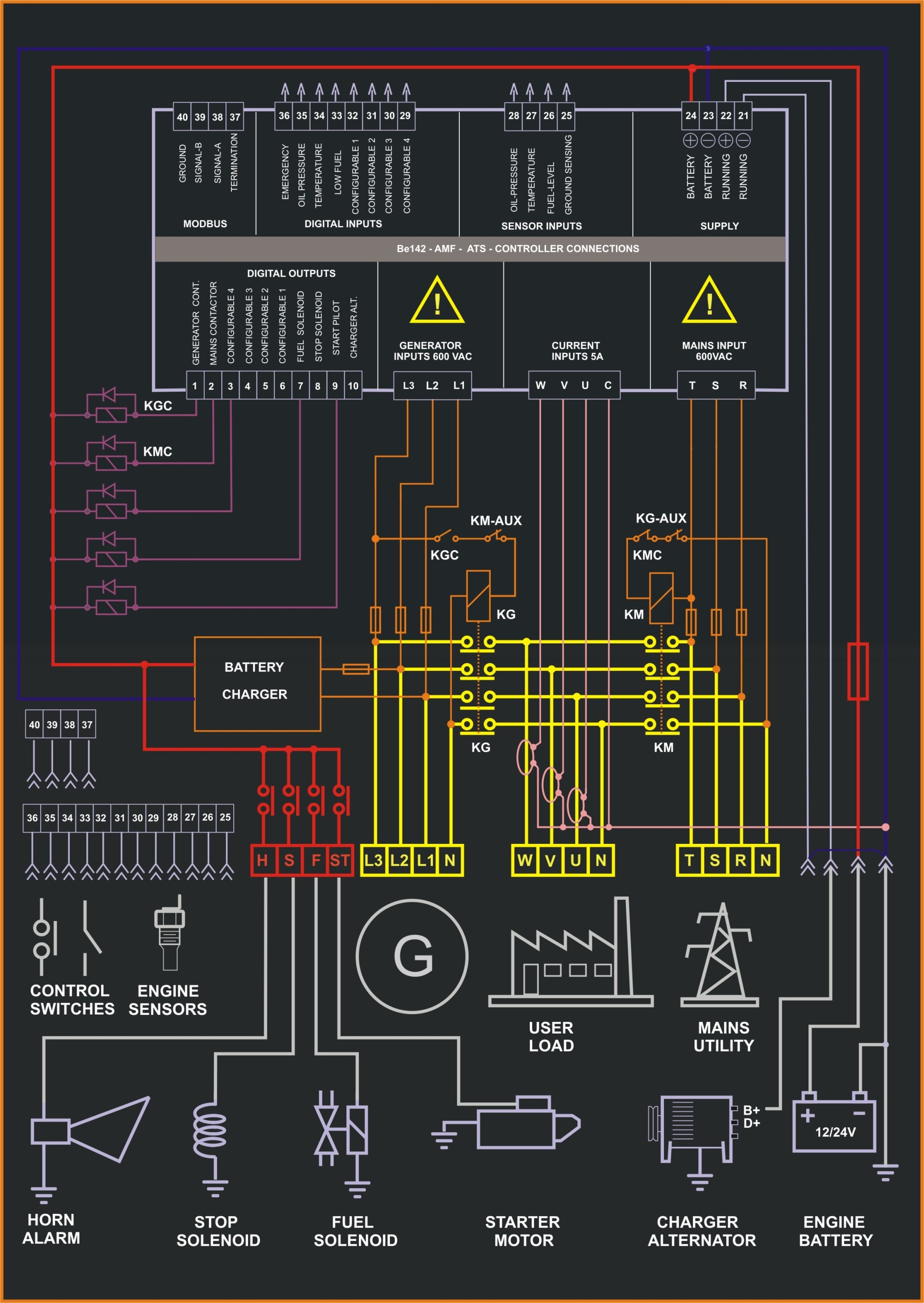 hight resolution of control panel circuit diagram