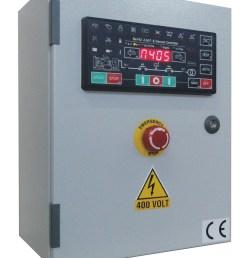 automatic mains failure control panel [ 800 x 1108 Pixel ]