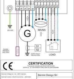 cycle electric generator wiring diagram [ 2307 x 3335 Pixel ]