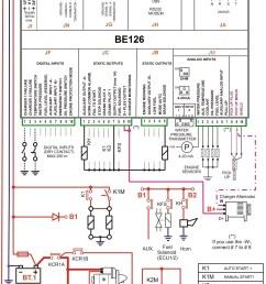 en 12845 fire fighting genset controller spa wire diagram  [ 1328 x 2036 Pixel ]
