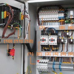 Rs485 2 Wire Connection Diagram 2011 Toyota Sienna Wiring Amf Control Panel Circuit Pdf – Genset Controller