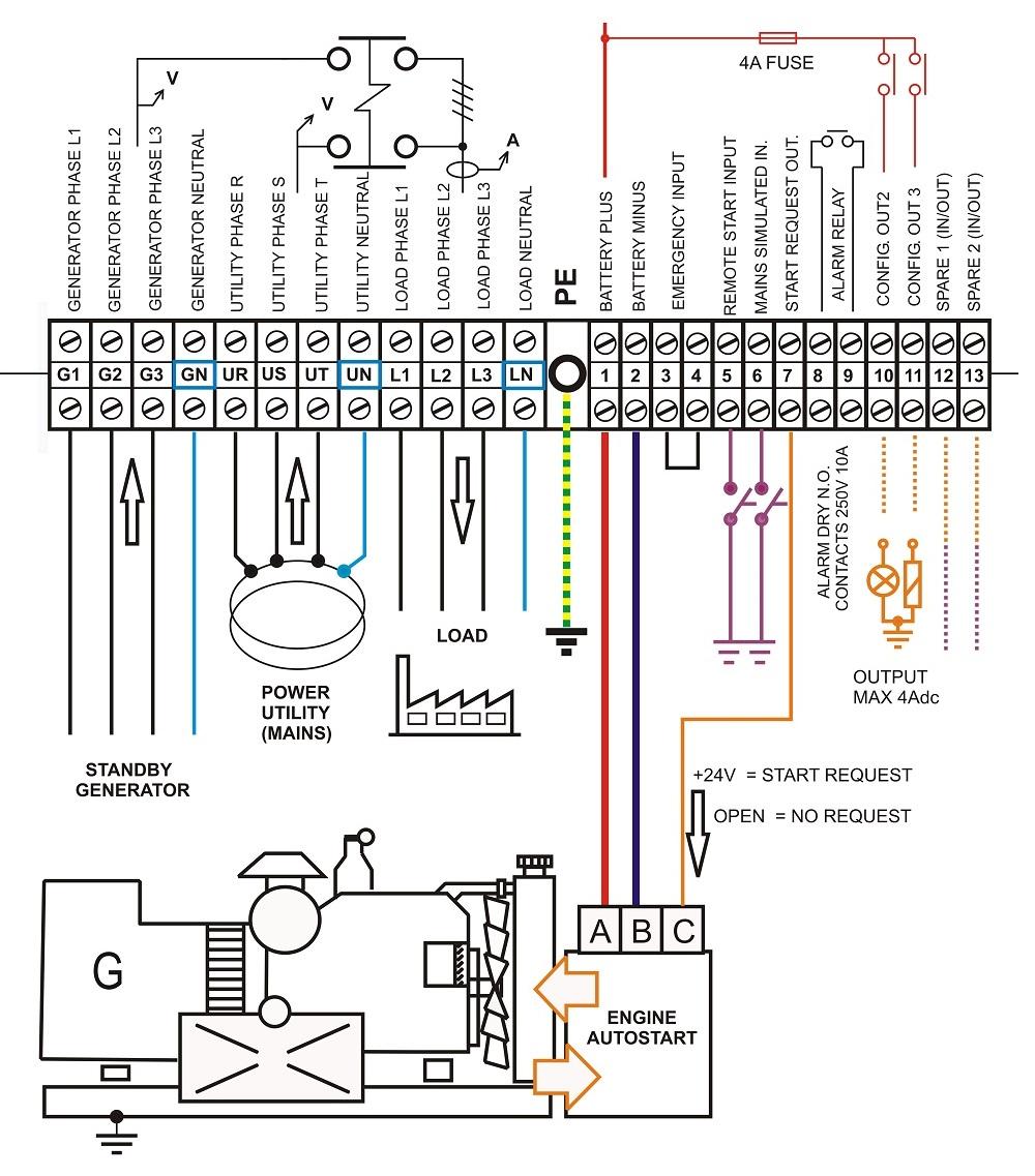 asco ats wiring diagram simple ats wiring diagram  simple ats wiring diagram