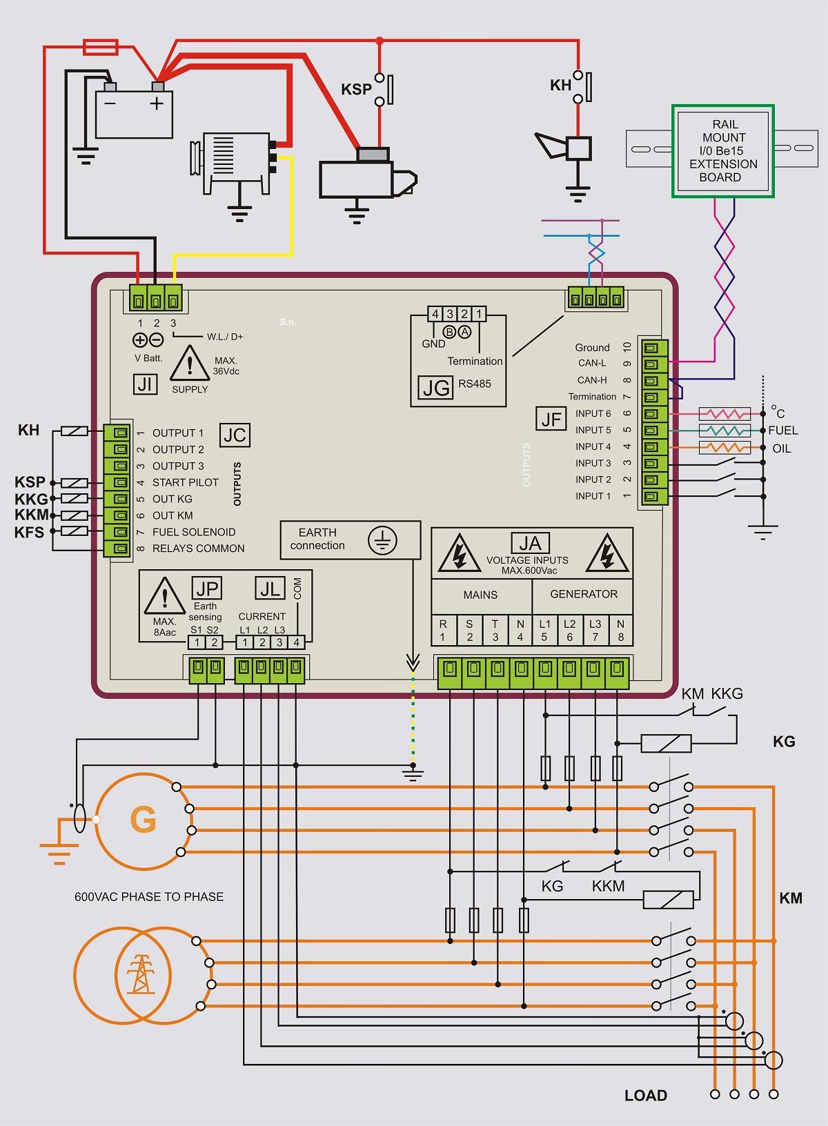 hight resolution of wiring diagram amf controller bek zero