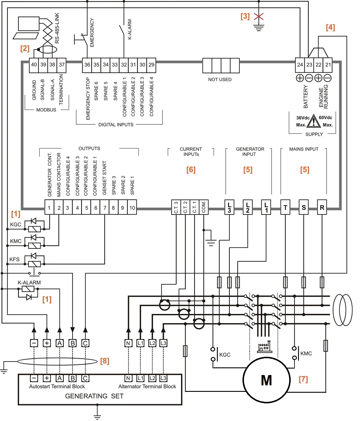 File Name: Gen Transfer Switch Wiring Diagram