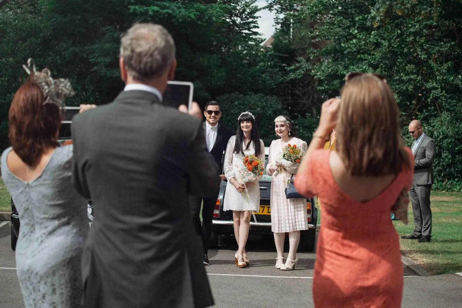 Why I had an Unplugged Wedding
