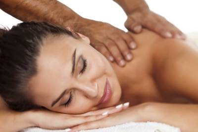 Intuitieve massage