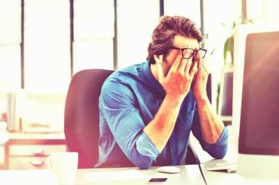 Bedrijfsmassage stress onder werknemers