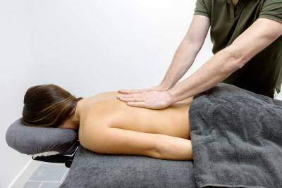Berns Massagepraktijk rugmassage