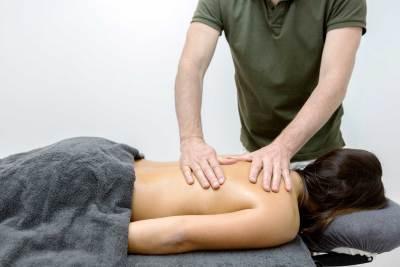Berns Massagepraktijk schoudermassage