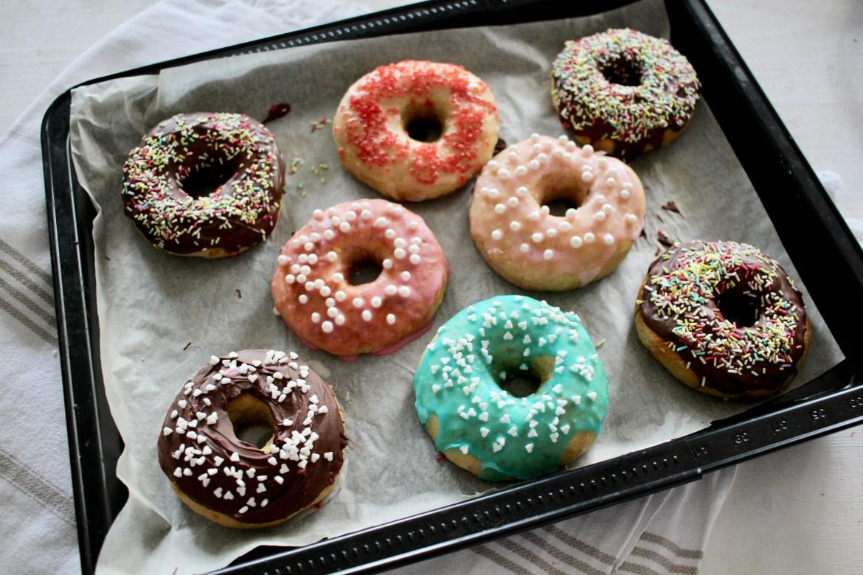 Vegane Donuts