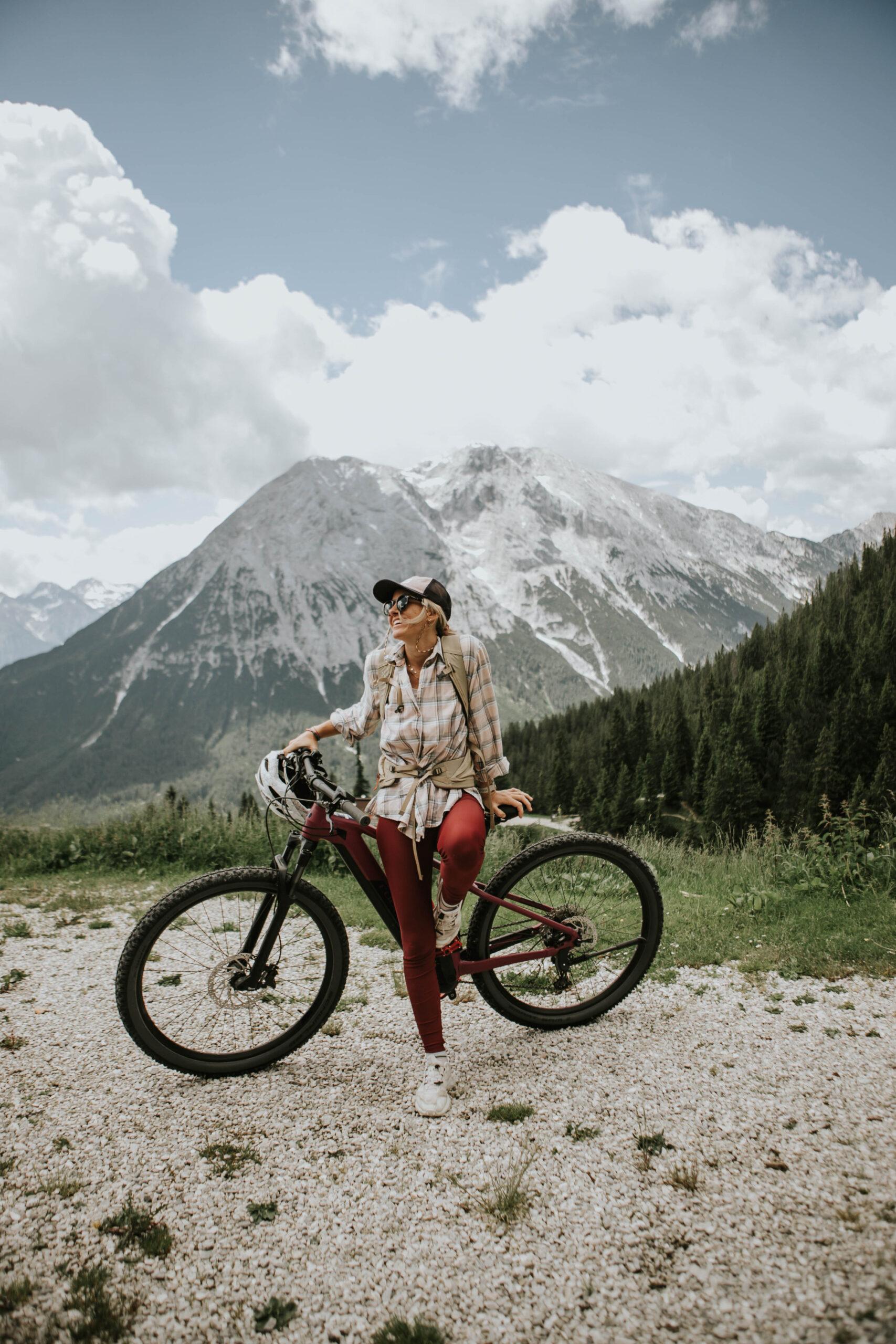 Gehrenspitze Olympiaregion Seefeld in Tirol