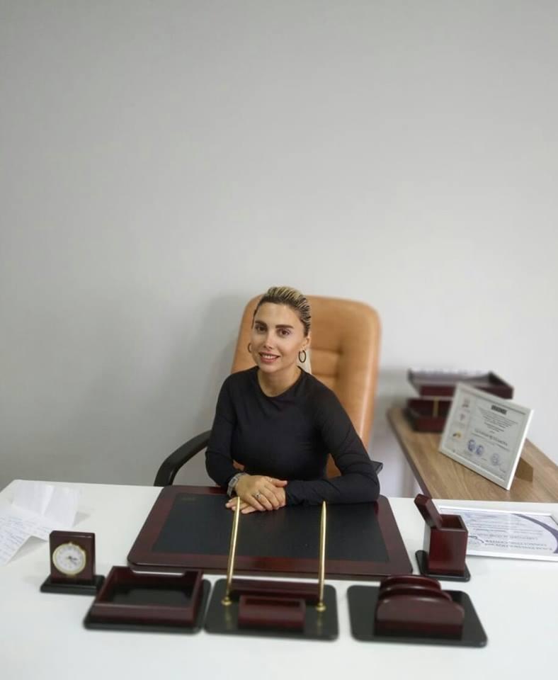 Dr Maral Dadaşova