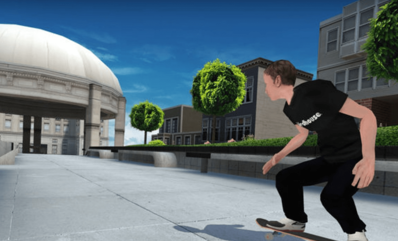 TONY HAWK'S LATEST VIDEO GAME COMES OUT NEXT WEEK skate jam