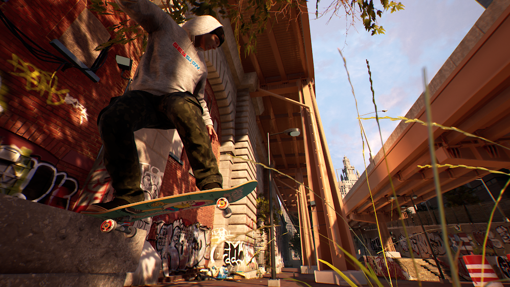 'SESSION' SKATE GAME COMES TO STEAM EARLY ACCESS NEXT MONTH