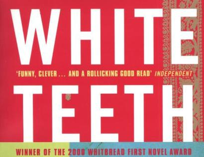 August Book Club Meeting: White Teeth by Zadie Smith
