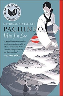 """March Book Club Meeting: """"Pachinko"""" by Min Jin Lee @ Home of Julie Williams"""