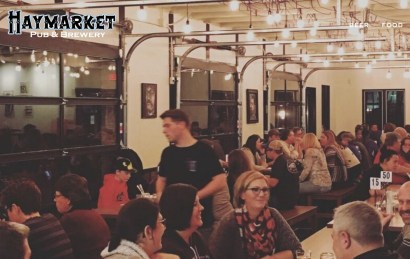 Parents' Night Out: Haymarket Taproom, Bridgman