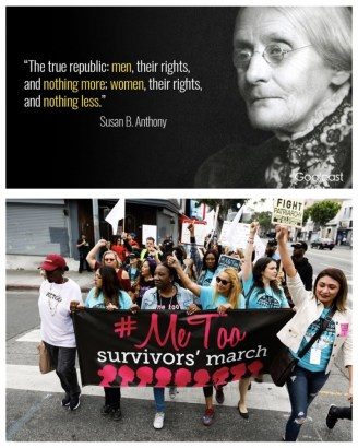 "Sunday Service: ""Susan B. Anthony and the Me Too Movement"" @ Berrien Unitarian Universalist Fellowship"