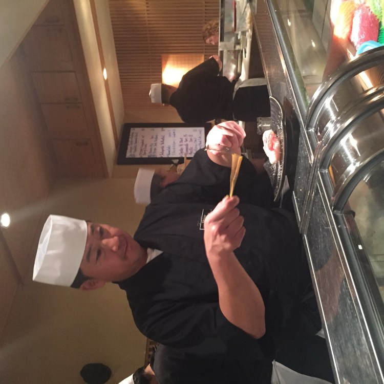 Sushi Ota, San Diego – the ultimate sushi bar experience