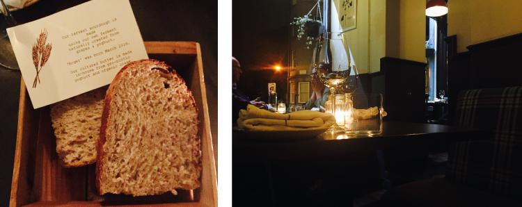 Aizle, Edinburgh – outstanding food cooked with love and passion | Berries and Spice