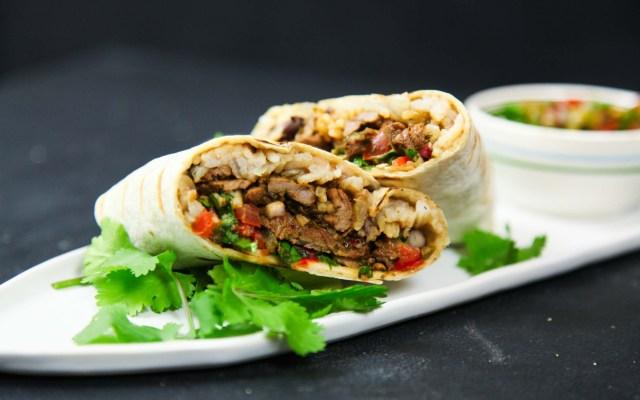 Easy, Delicious and Healthy Beef Burritos