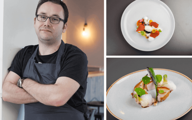 Chef Stuart Ralston: on managing a top restaurant, Scottish food and work life balance