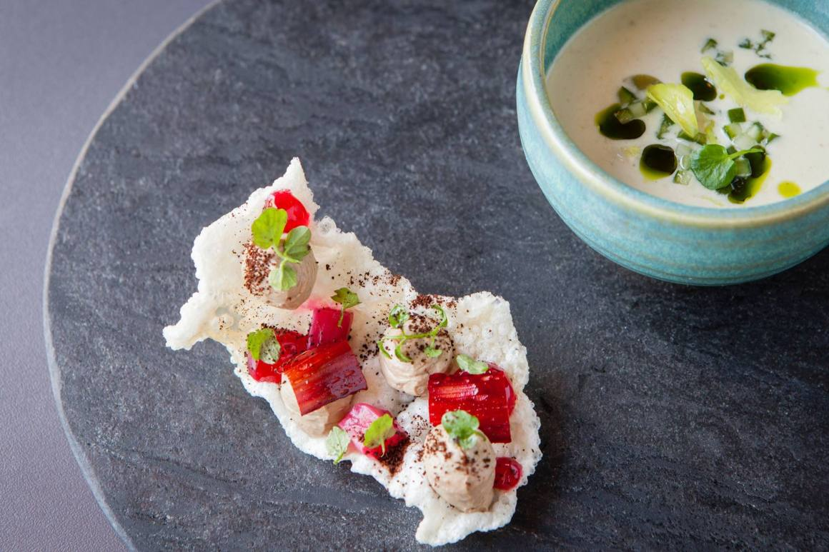 Chef Stuart Ralston: on managing a top restaurant, Scottish food and work life balance | Berries and Spice