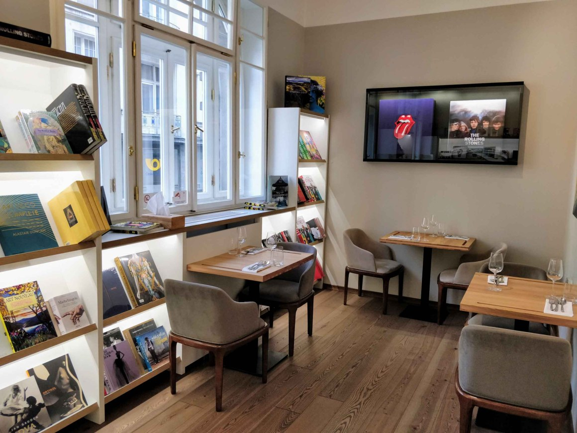 Bistro Kaprova – culinary delight and art in the centre of Prague   Berries and Spice