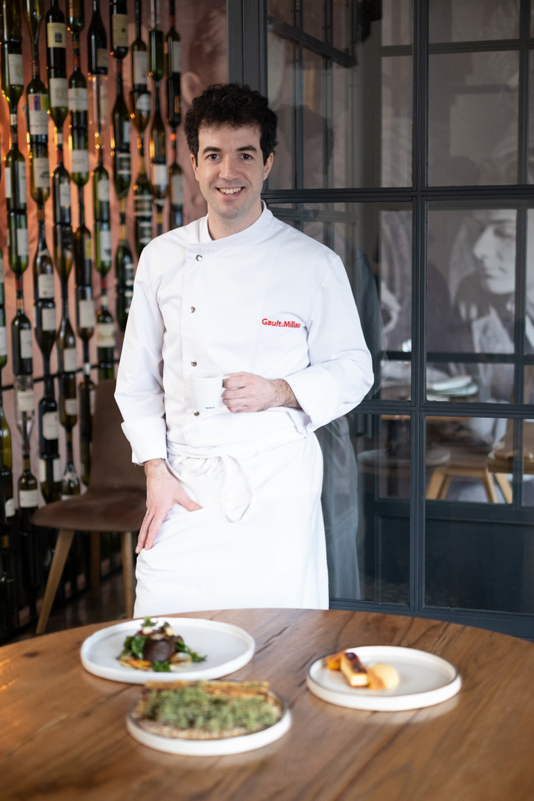 Chef Alex Dumitru: an interview with one of Romania's most inspiring chefs