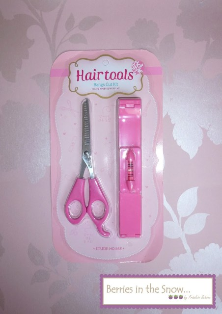 Etude House Hot Style Hair Tools Bangs Cut Kit