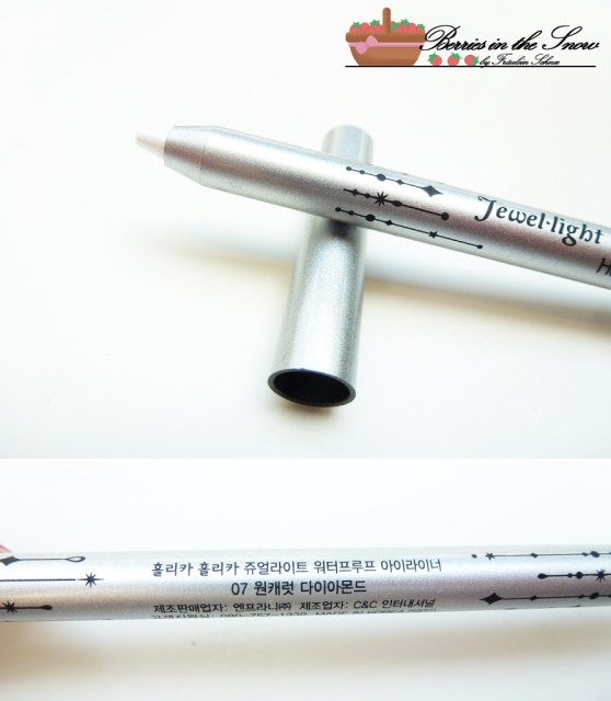 Holika Holika Jewel-Light Waterproof Eyeliner No. 07