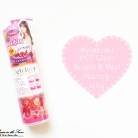Review: Meishoku DET Clear Bright & Peel Peeling Jelly