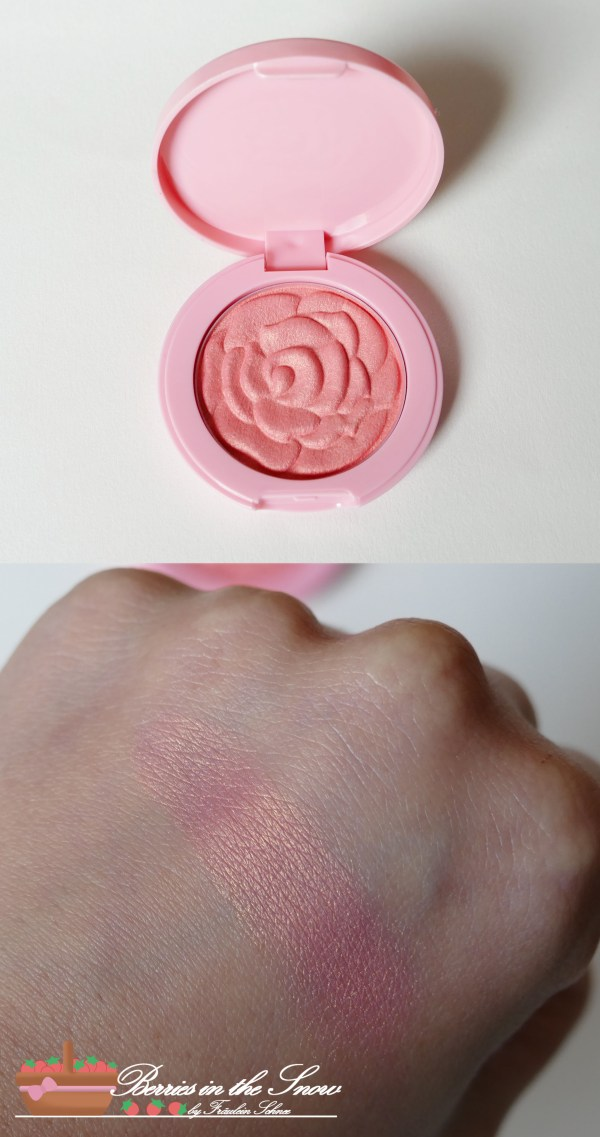 Etude House Princess Happy Ending Belle Rose Cheek Blusher