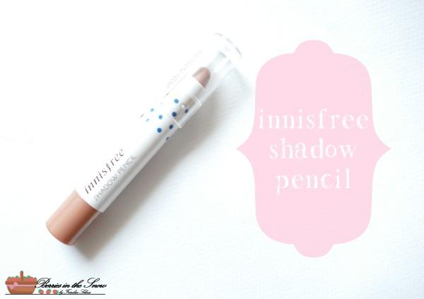 Innisfree Shadow Pencil
