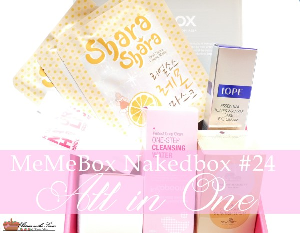 MeMeBox NakedBox No. 24 All in One