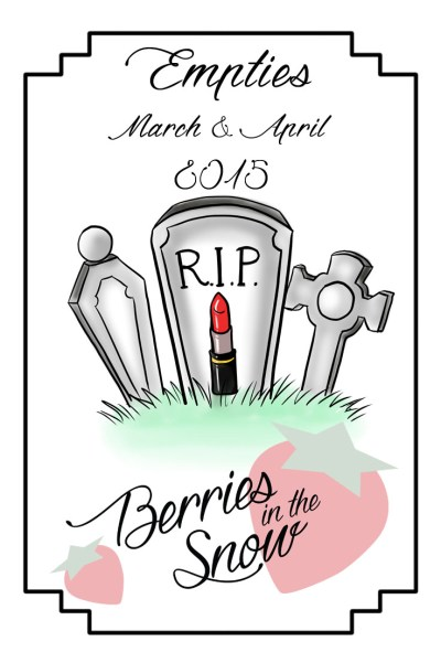 Graveyard: March and April empties 2015
