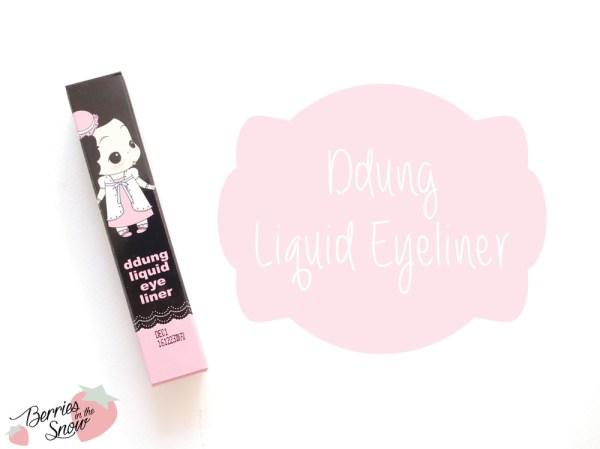 Ddung Liquid Eyeliner