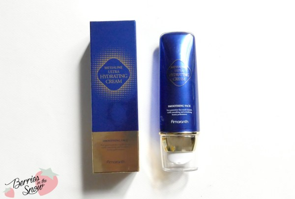 Amaranth Messaline Ultra Hydrating Cream