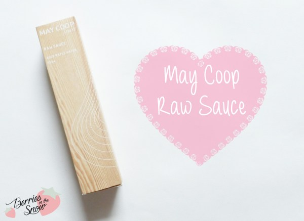 May Coop Raw Sauce