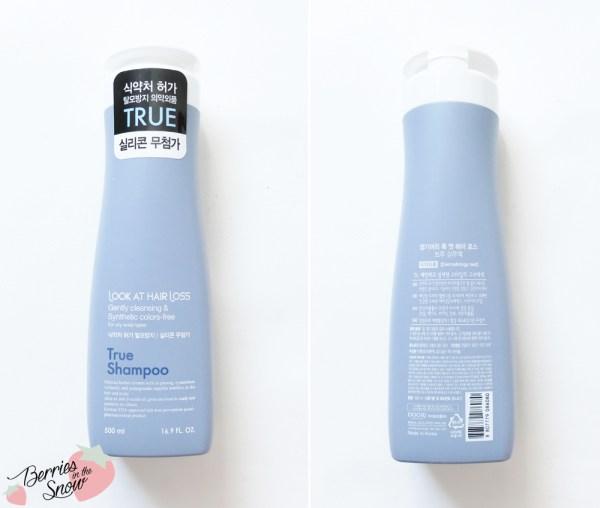 Daeng Gi Meo Ri Look At Hair Loss True Shampoo