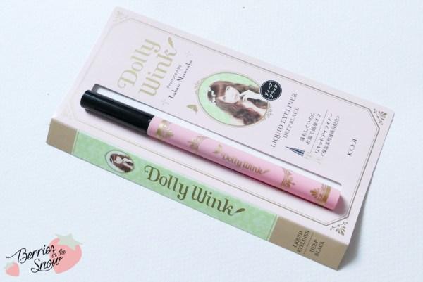 Dolly Wink Liquid Eyeliner