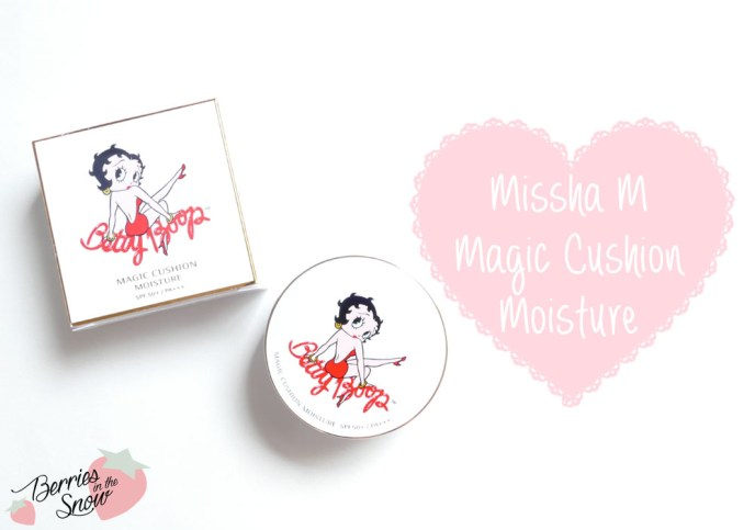Missha M Magic Cushion Moisture