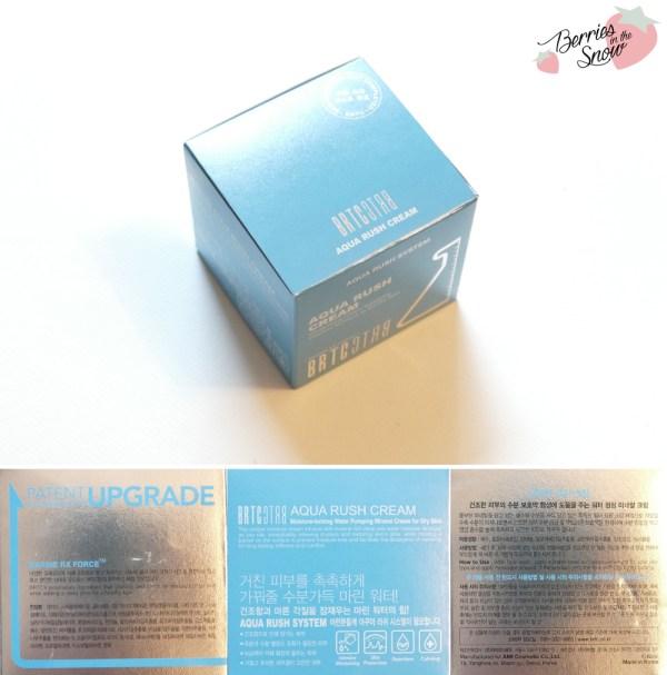 BRTC Aqua Rush Cream