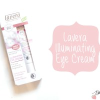 Review: Lavera Illuminating Eye Cream