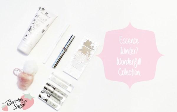 Essence Winter? Wonderful! Collection