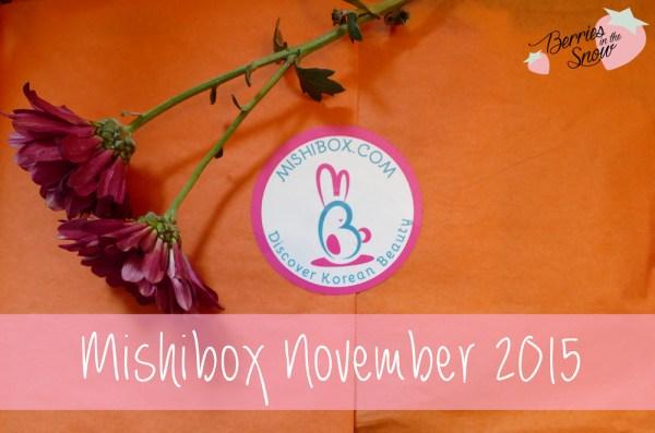 Mishibox November 2015