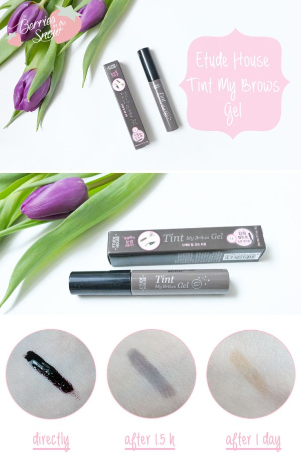 Etude House Tint My Brows Gel